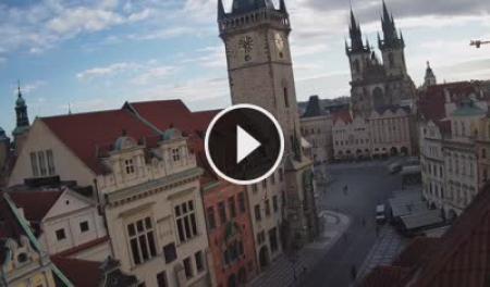 Prague Wed. 07:25