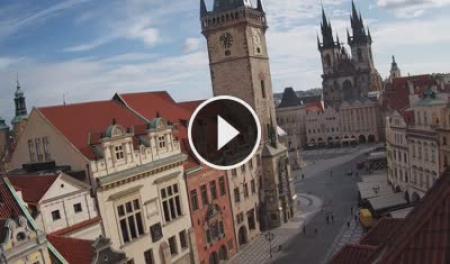 Prague Wed. 08:25