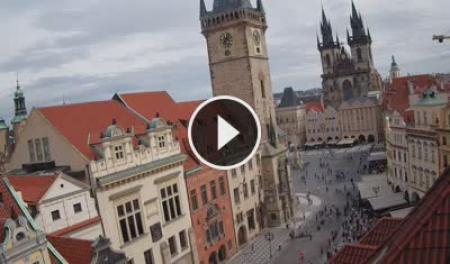 Prague Wed. 10:25