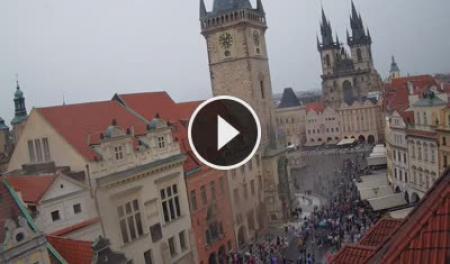 Prague Tue. 12:25