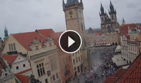 Prague Tue. 14:25