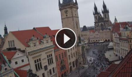 Prague Tue. 16:25