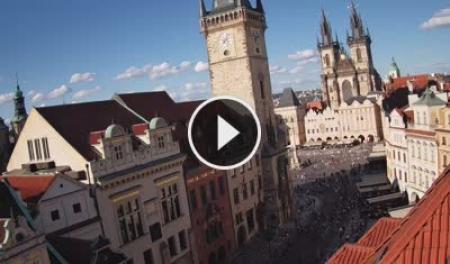 Prague Tue. 18:25