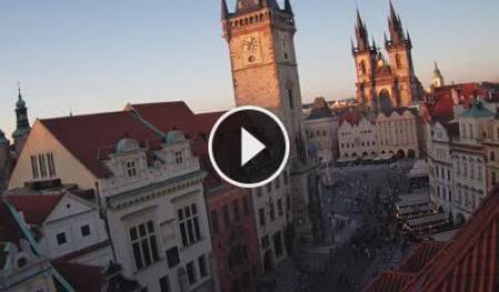 Prague Tue. 20:25