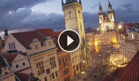 Prague Tue. 21:25