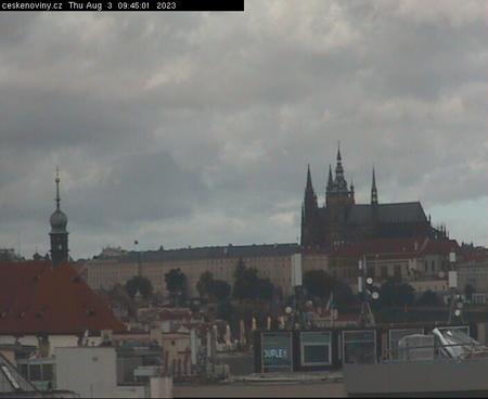 Prague Sun. 09:45