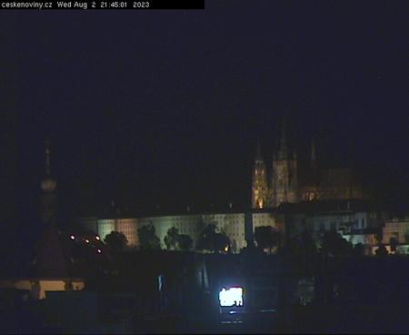 Prague Sun. 21:46