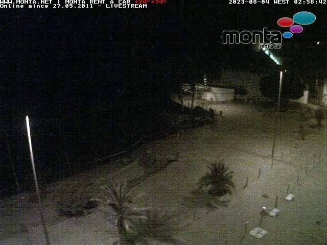 Puerto Naos (La Palma) Mi. 02:58