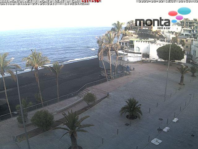 Puerto Naos (La Palma) Mi. 08:58