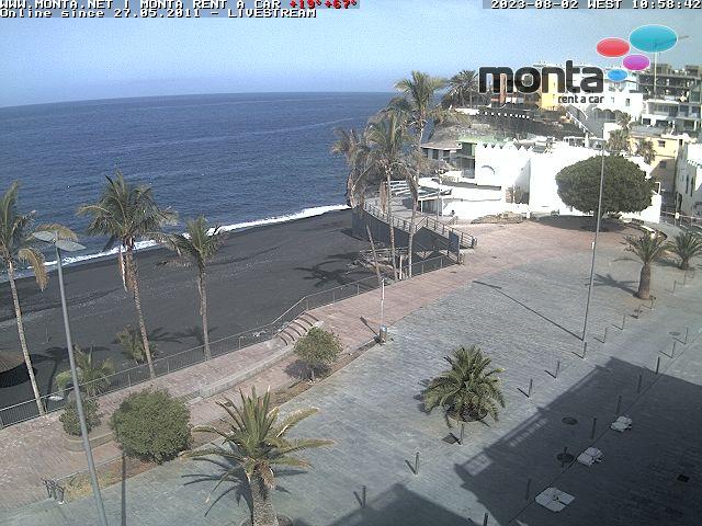 Puerto Naos (La Palma) Mi. 10:59