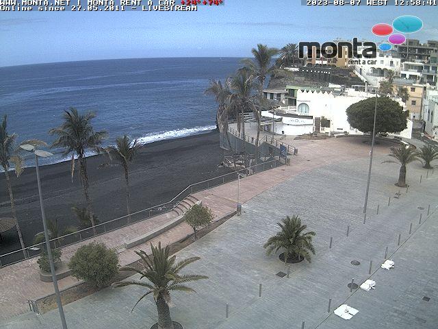 Puerto Naos (La Palma) Mi. 12:58