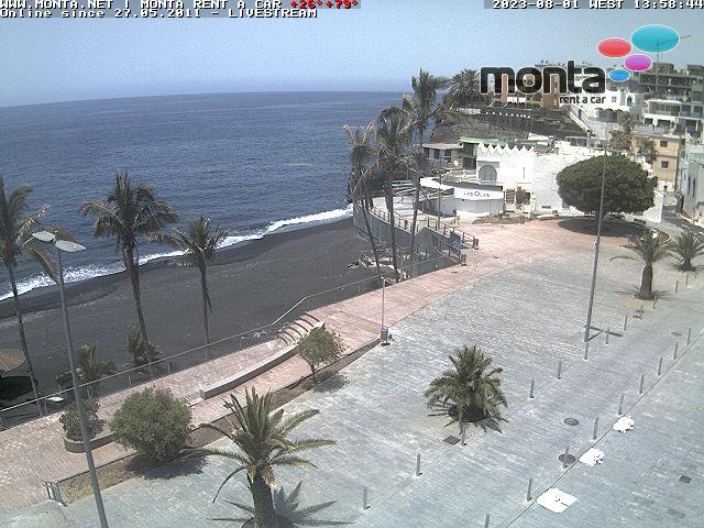 Puerto Naos (La Palma) Mi. 13:58