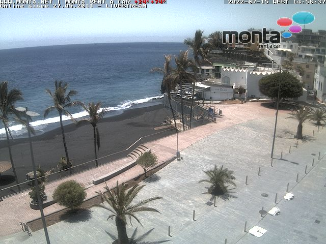 Puerto Naos (La Palma) Mi. 14:58