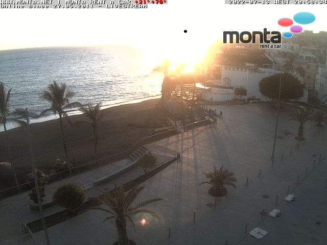 Puerto Naos (La Palma) Mi. 20:58
