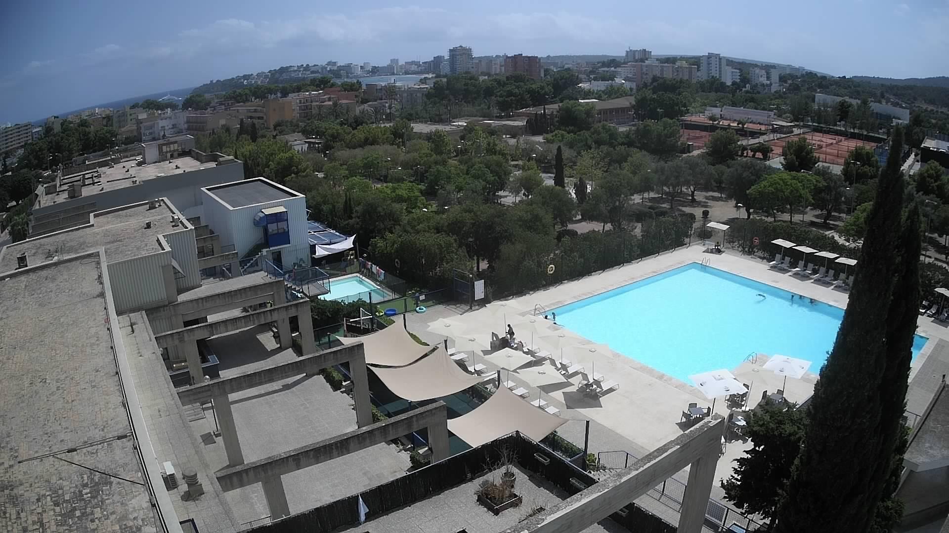 Webcam and weather puerto de pollensa majorca spain webcam galore - Puerto rico spain weather ...