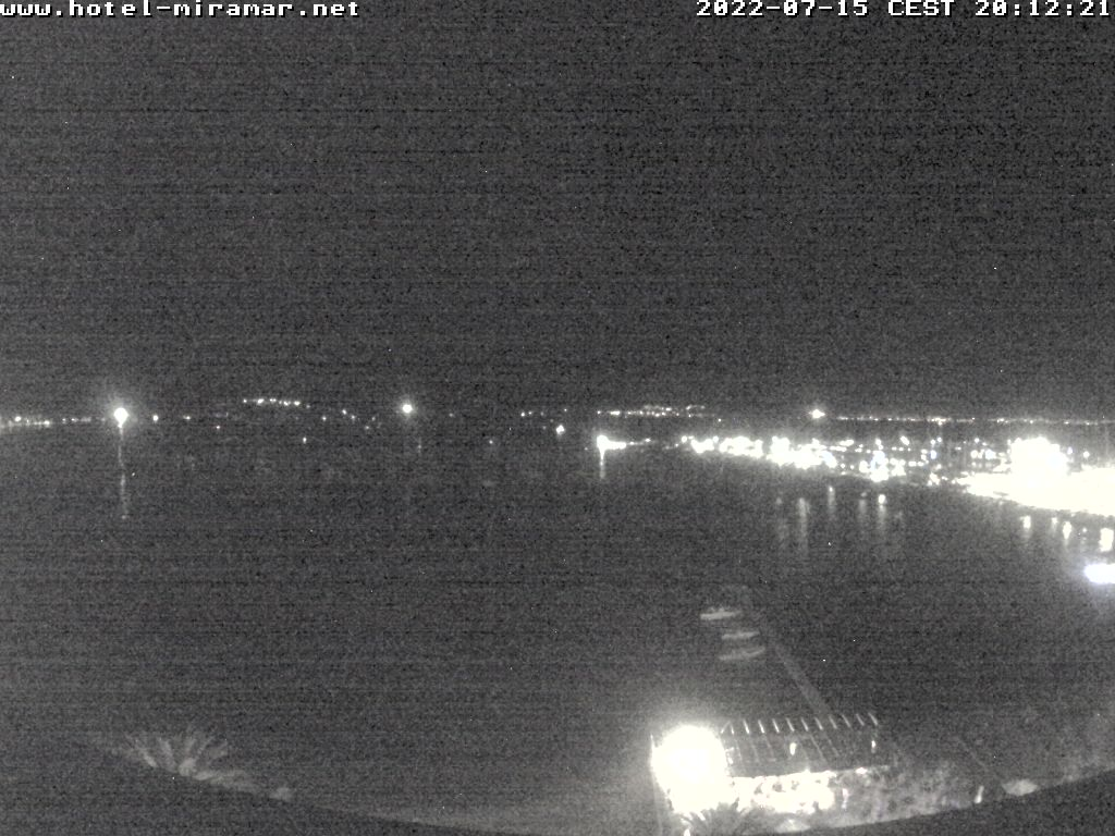 Puerto de Pollensa (Majorca) Tue. 22:28