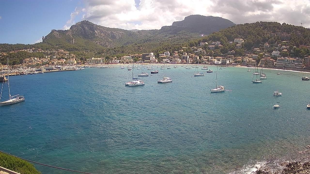 Port De Soller Webcam