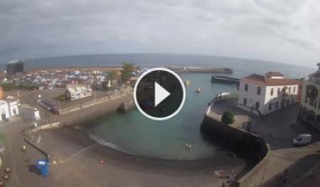 Webcam and weather puerto de la cruz tenerife spain webcam galore - Puerto de la cruz webcam ...