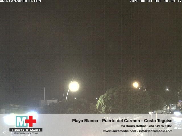 Puerto del Carmen (Lanzarote) Sat. 00:09