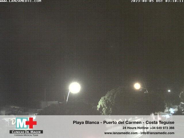 Puerto del Carmen (Lanzarote) Sat. 03:09