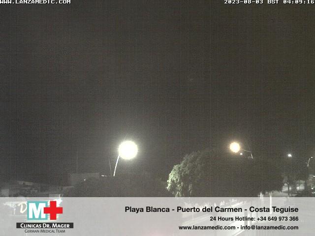 Puerto del Carmen (Lanzarote) Sat. 04:09