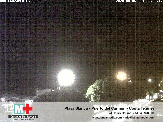 Puerto del Carmen (Lanzarote) Sat. 05:09