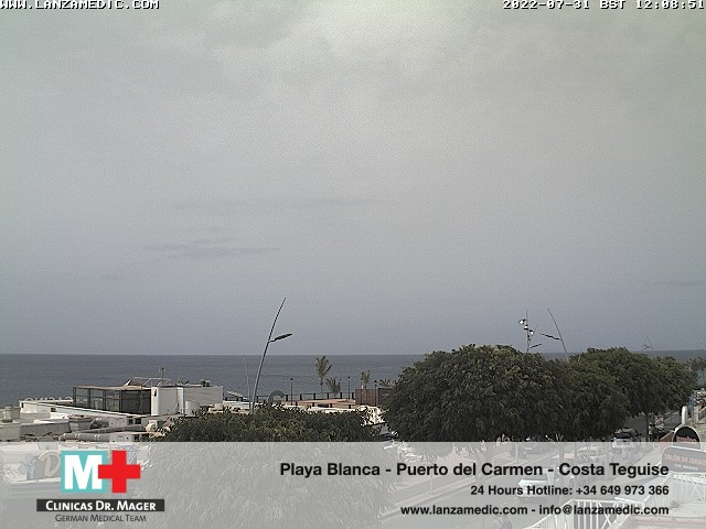 webcam und wetter puerto del carmen lanzarote spanien. Black Bedroom Furniture Sets. Home Design Ideas
