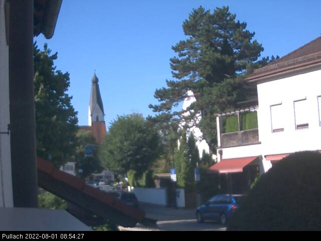 Pullach Wed. 08:59