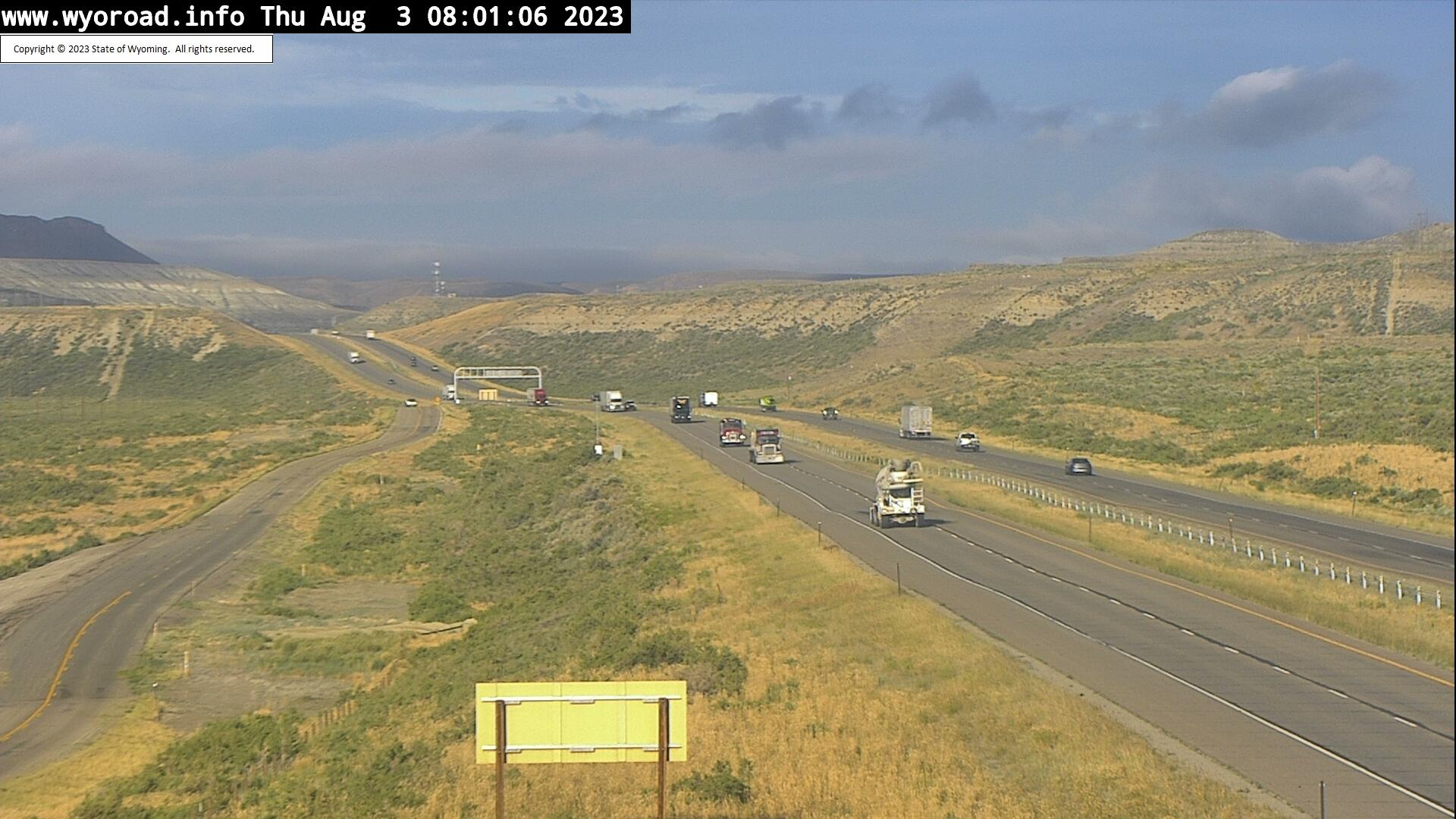 Purple Sage, Wyoming Sat. 08:03