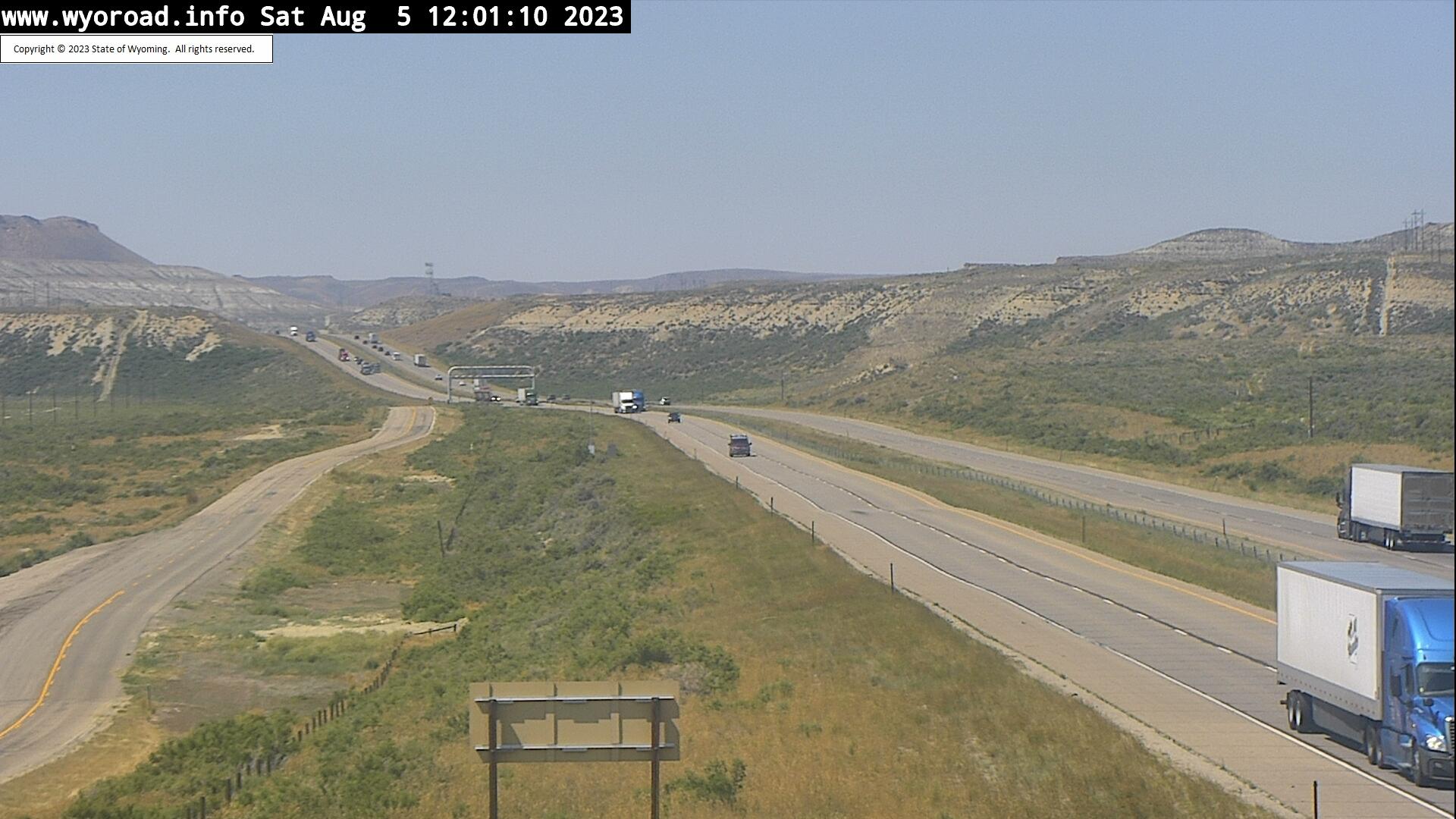 Purple Sage, Wyoming Sat. 12:03