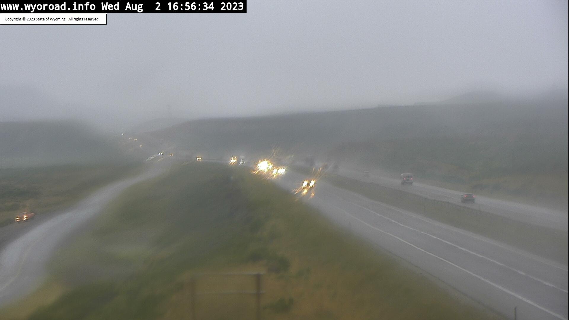 Purple Sage, Wyoming Fri. 17:03
