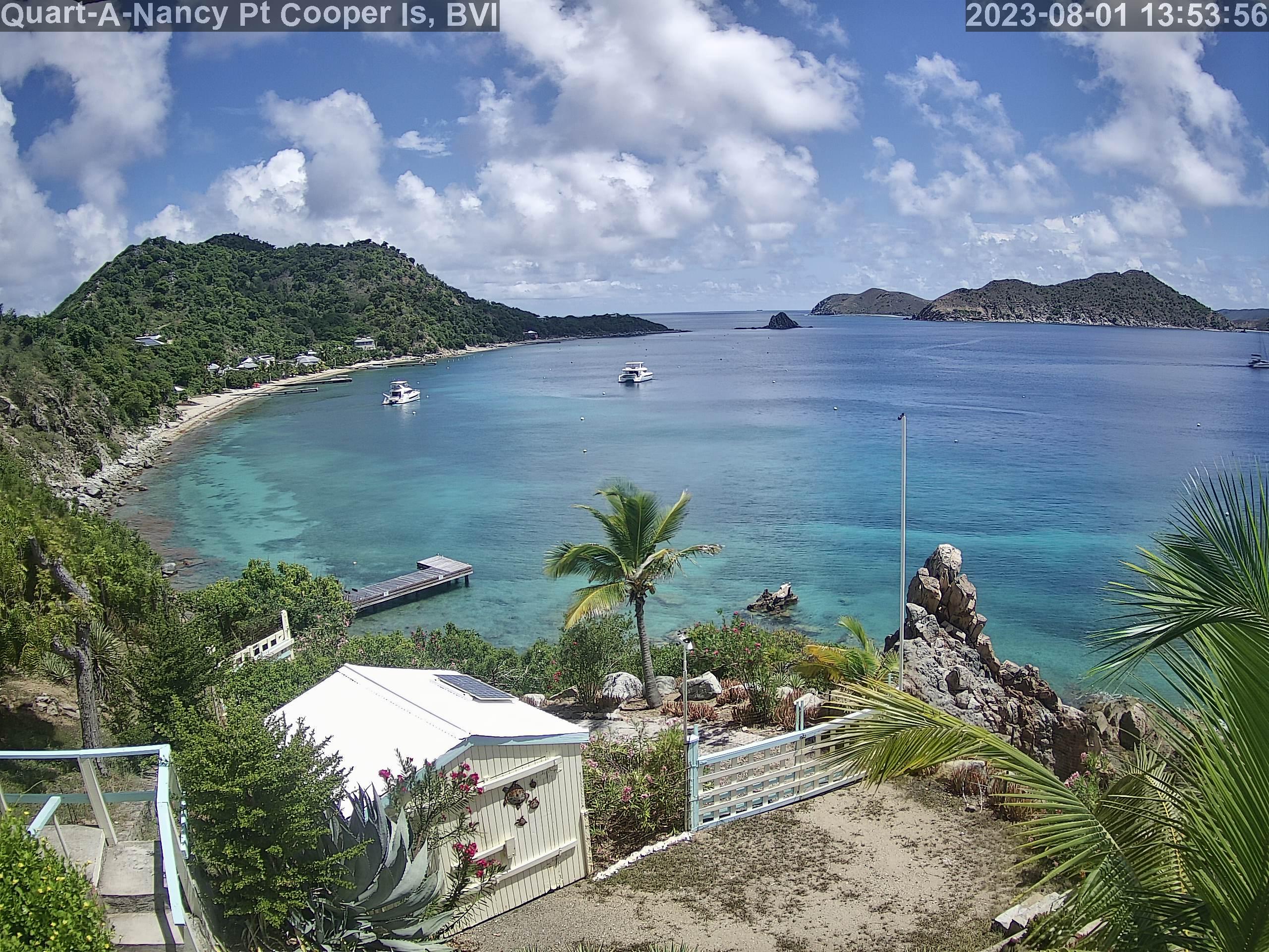 British virgin islands webcam