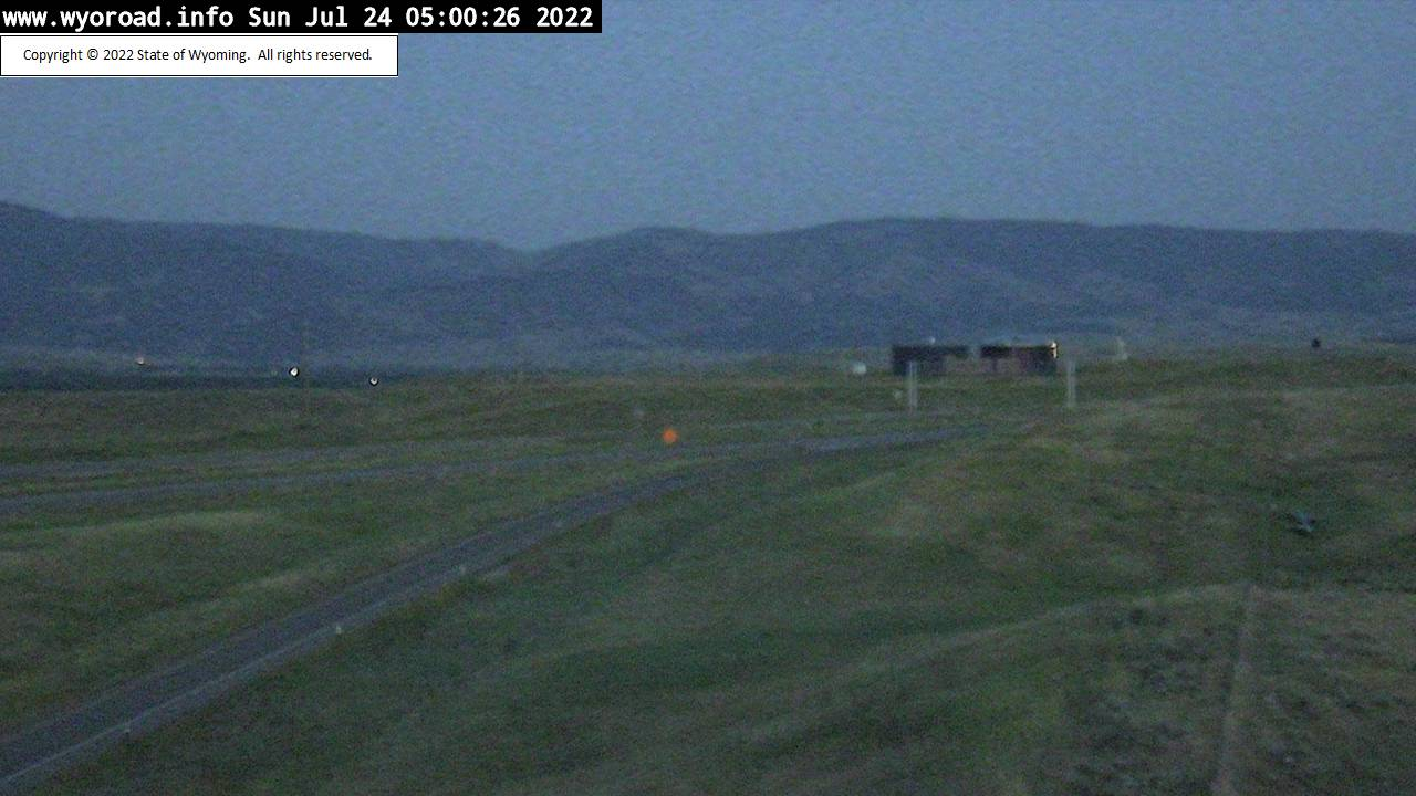 Ranchester, Wyoming Wed. 05:04