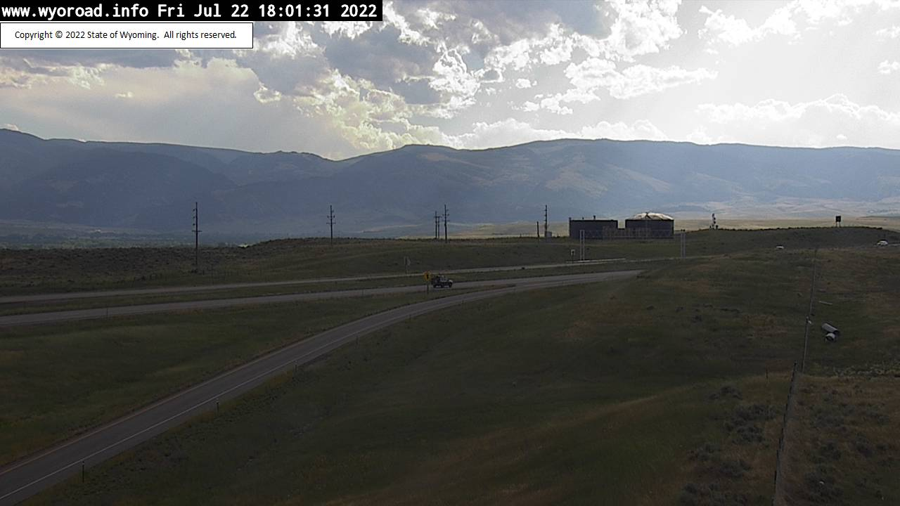 Ranchester, Wyoming Wed. 18:04