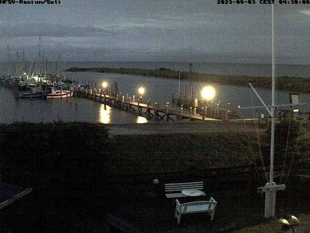 Rantum (Sylt) Mon. 04:45