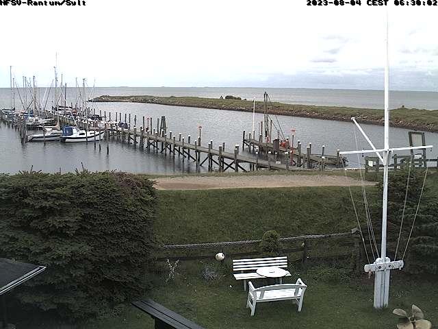 Rantum (Sylt) Mon. 06:45