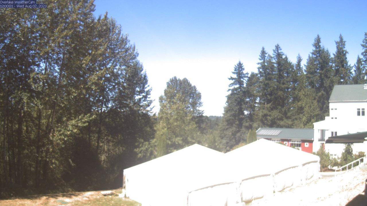 Live Webcam Redmond, Washington: Overlake School
