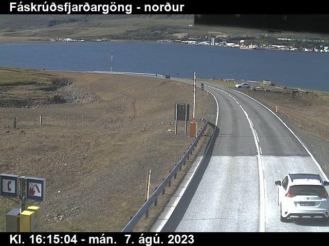 Reyðarfjörður Gio. 16:15