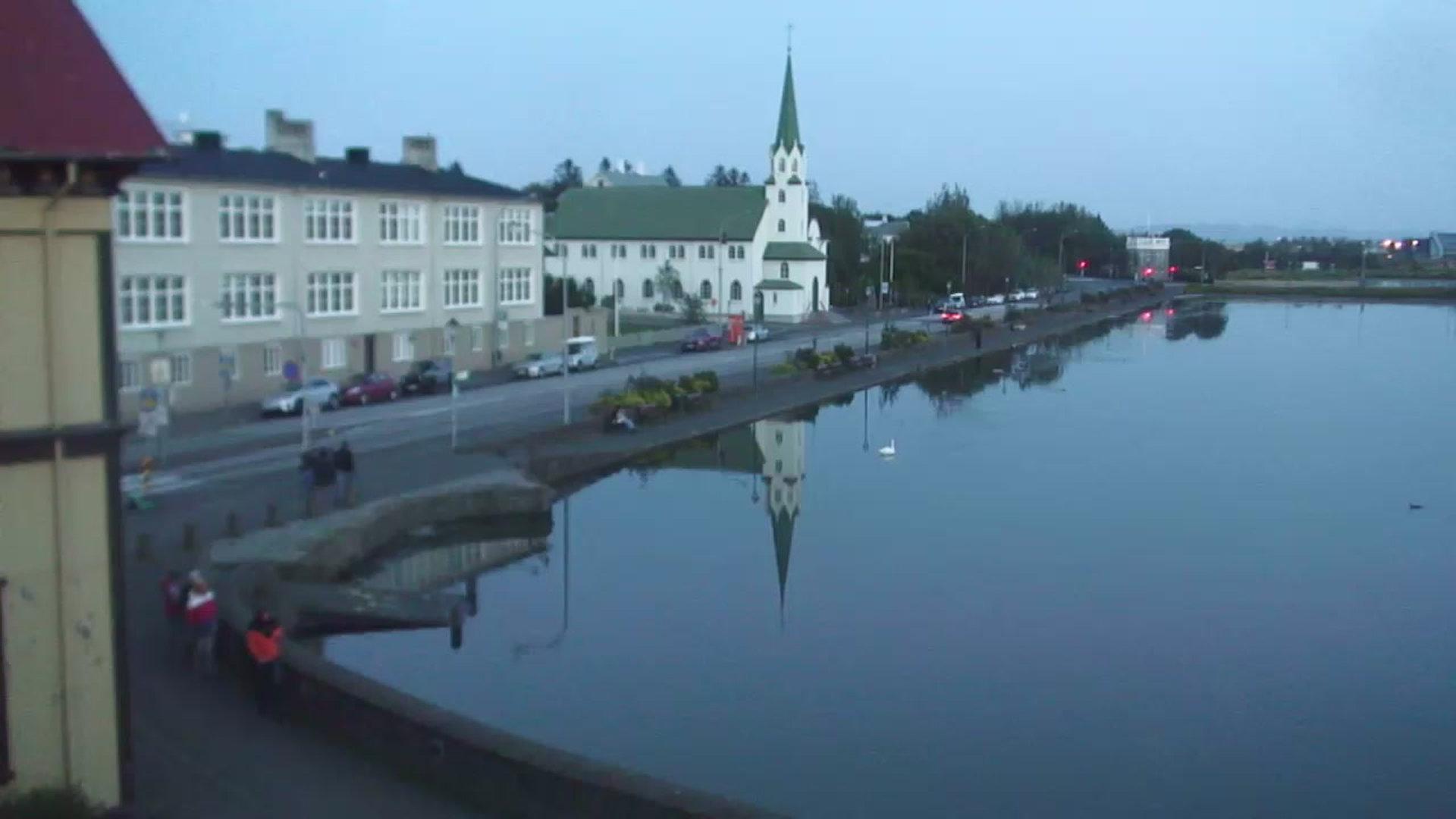 Reykjavík Sa. 23:04