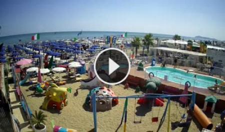Webcam riccione livestream marano beach - Bagno 61 riccione ...
