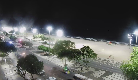 webcam brazil