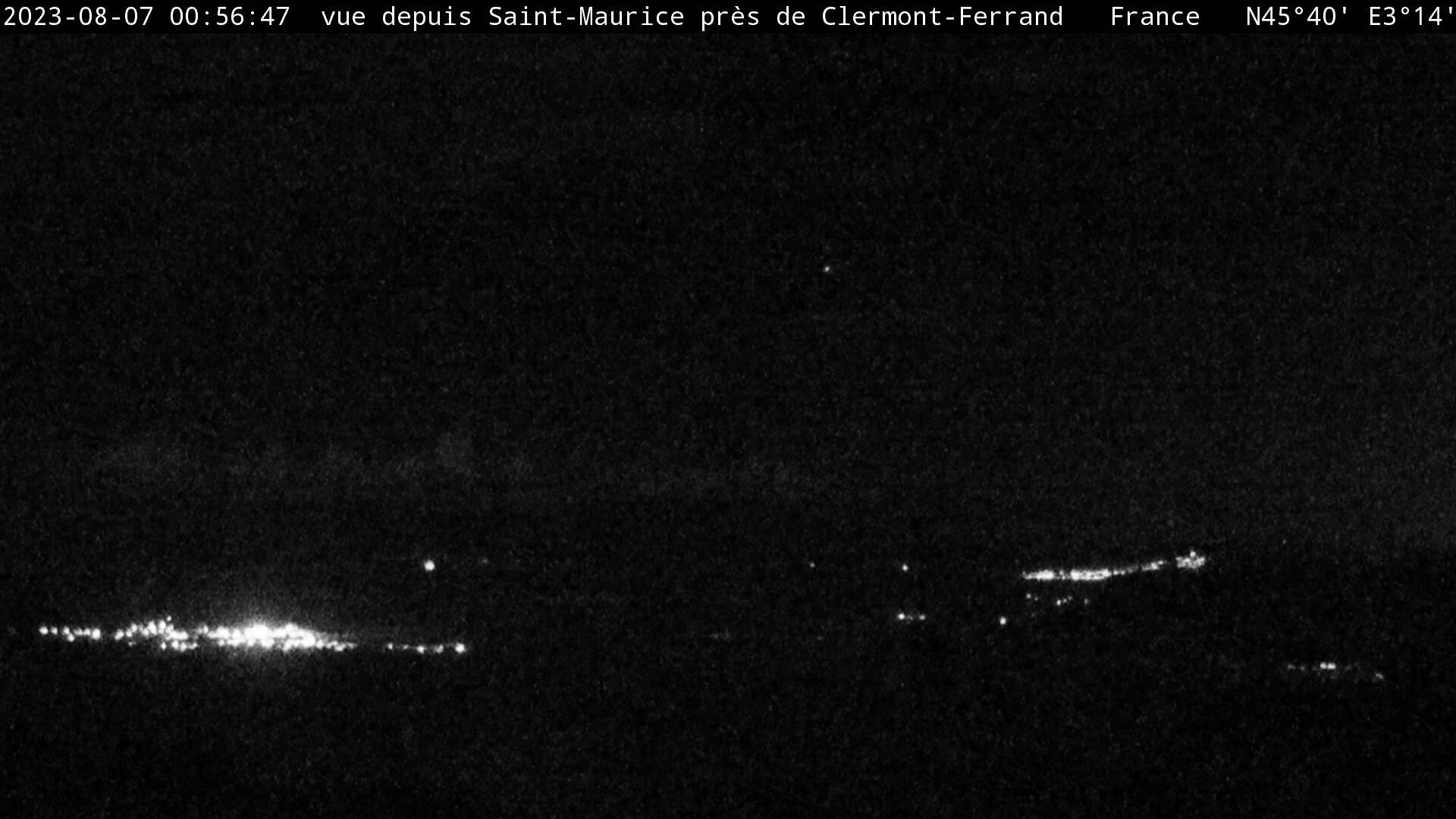 Saint-Maurice Sun. 00:57