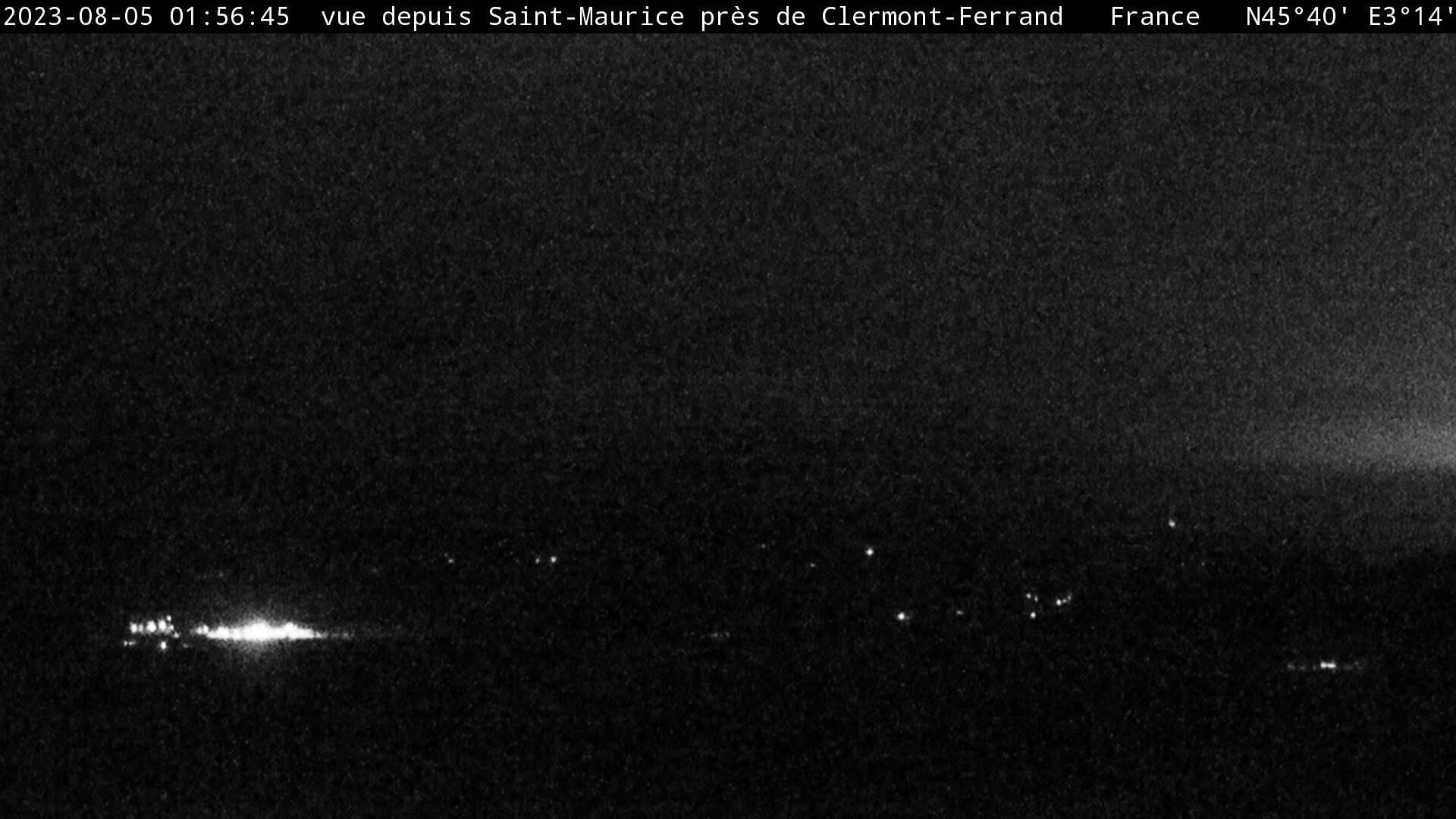 Saint-Maurice Sun. 01:57