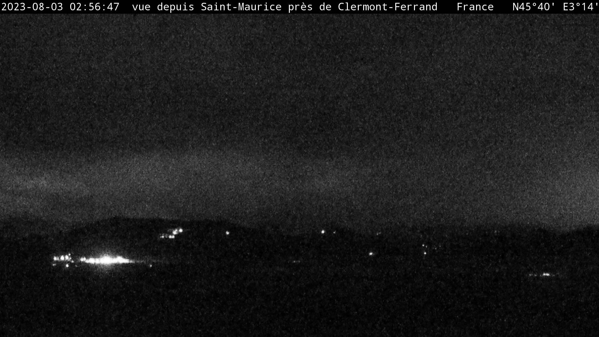 Saint-Maurice Sun. 02:57