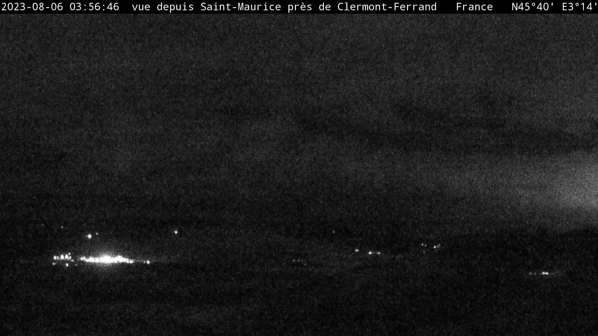 Saint-Maurice Sun. 03:57