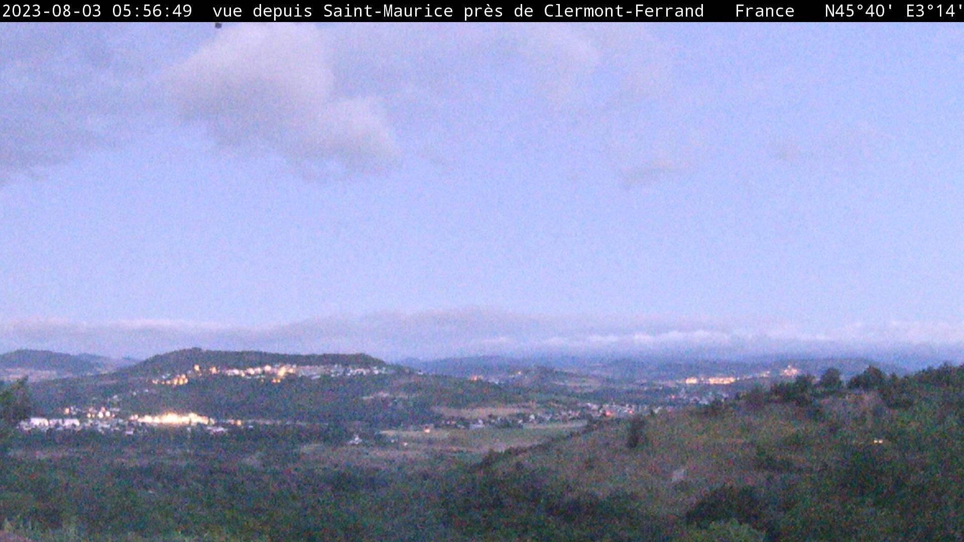 Saint-Maurice Sun. 05:57