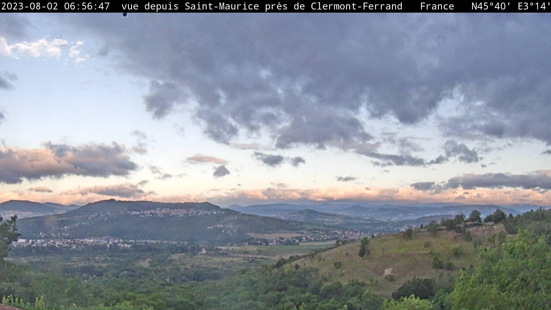 Saint-Maurice Sun. 06:57