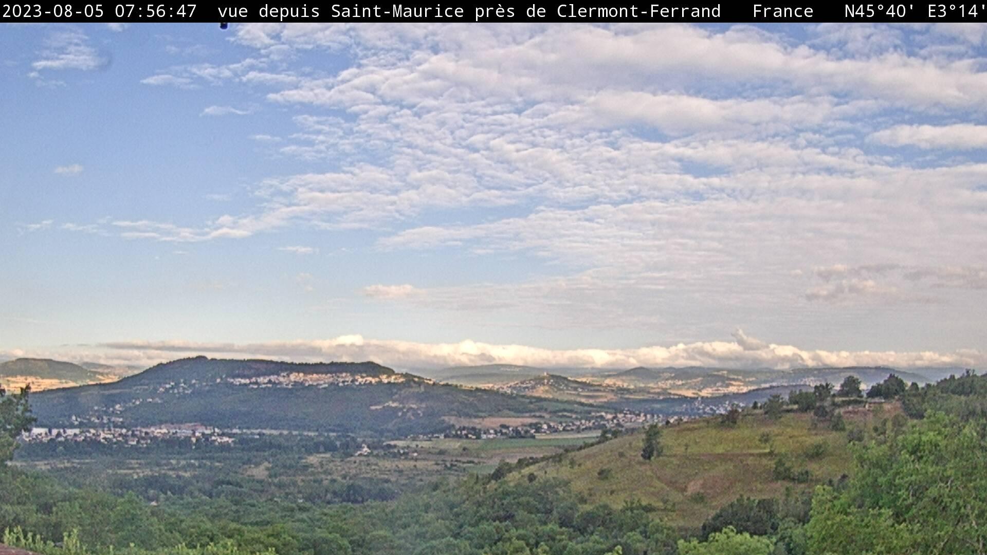 Saint-Maurice Sun. 07:57