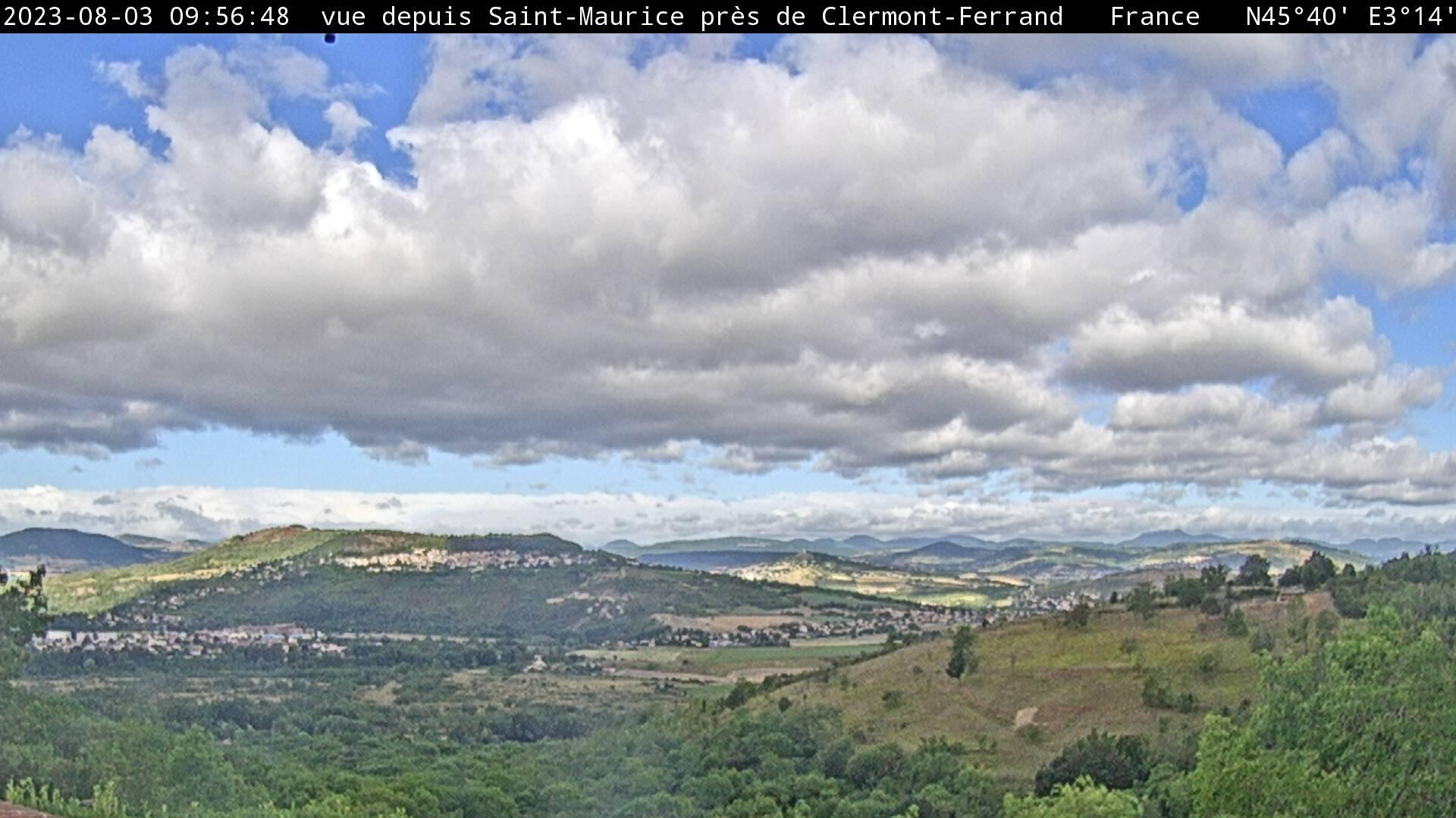 Saint-Maurice Sun. 09:57