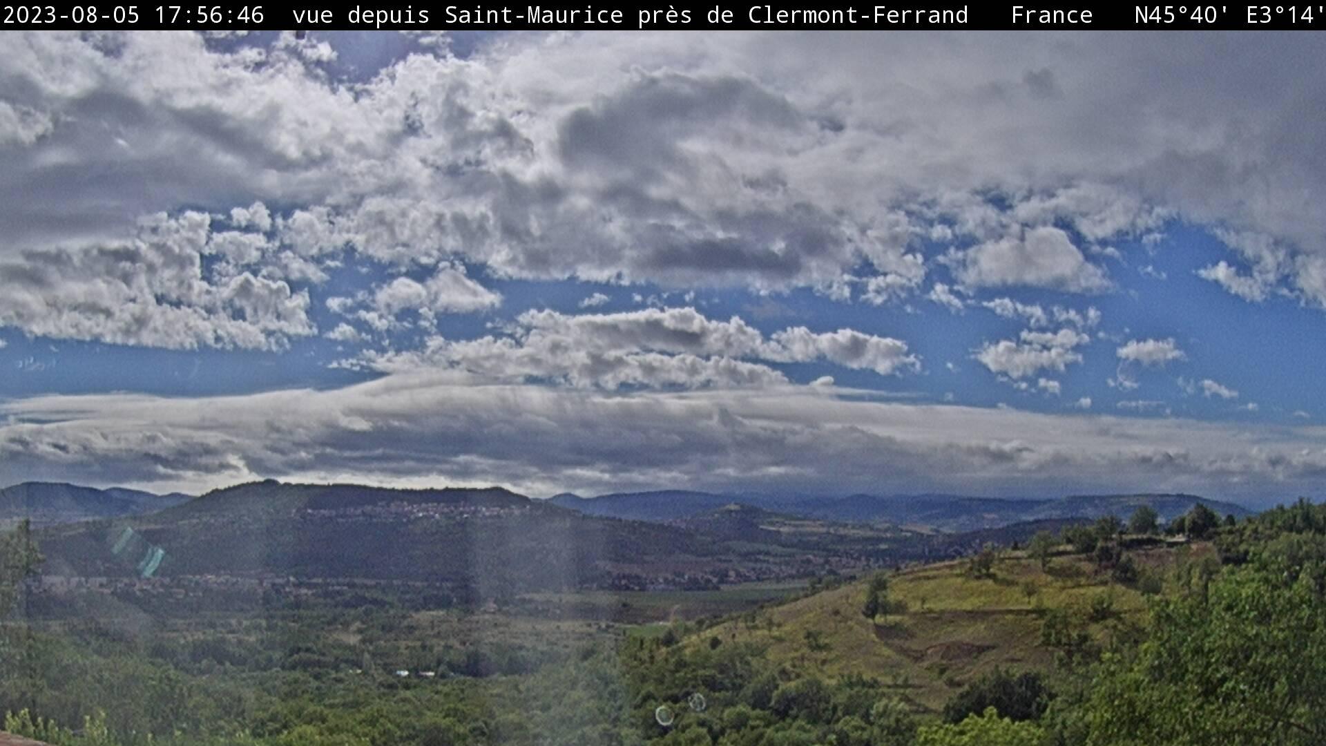Saint-Maurice Sun. 17:57